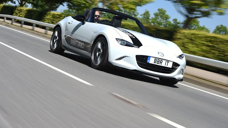 Perk up your Mazda Miata with BBR