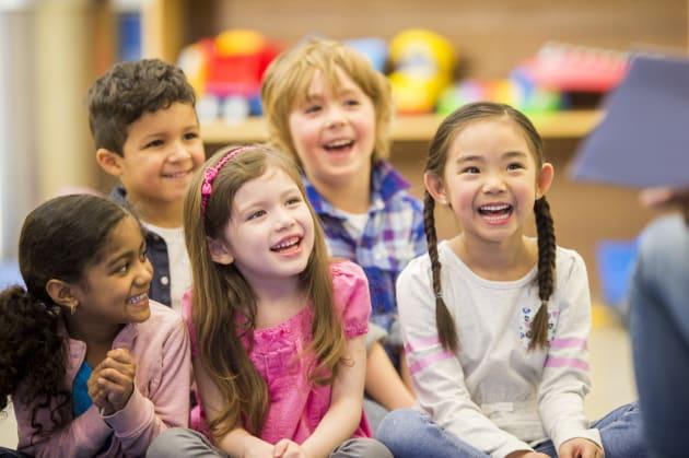 Teaching Kids Ei