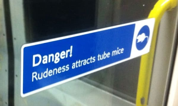 Rudeness Attracts Tube Mice taken by @chipwood09