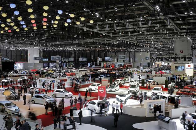 Switzerland Motor Show