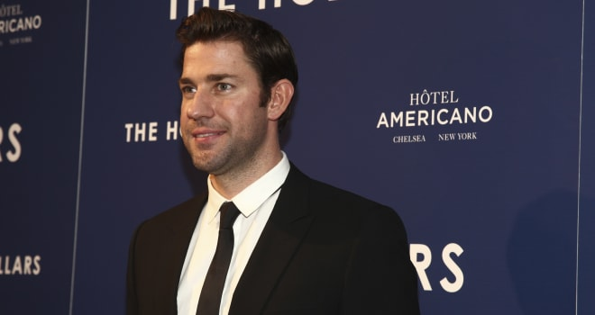 John Krasinski as Captain America?