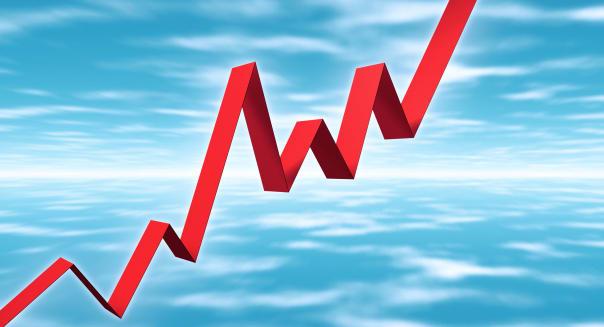 chart stock market index Börsenchart Kurve Kurs