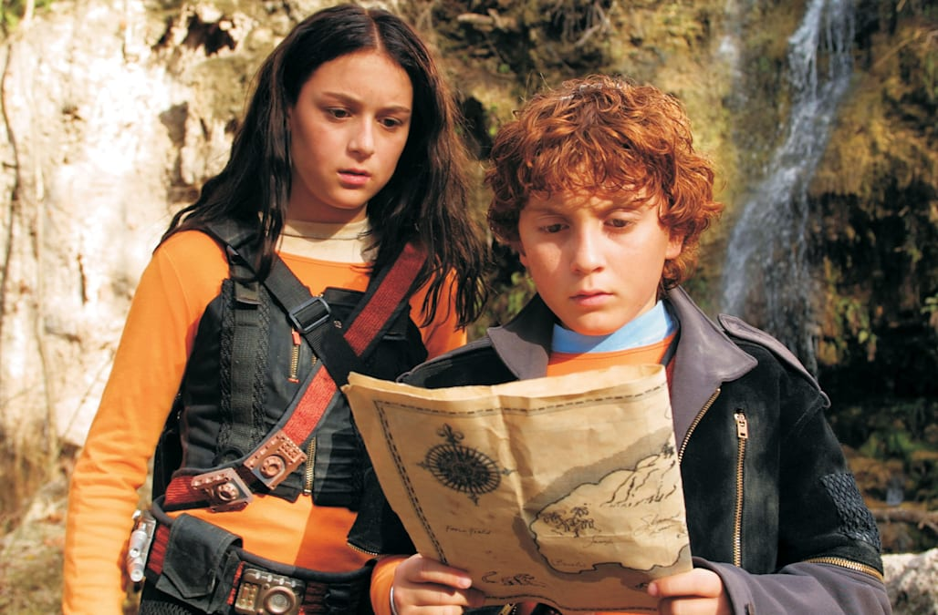 Spy Kids 2: The Island Of Lost Dreams, aka: Spy Kids 2 - Die Rückkehr der Superspione, USA 2002, Regie: Robert Rodriguez, Darst