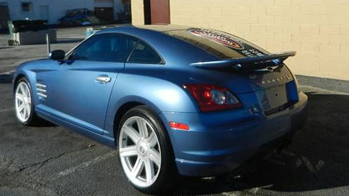 this or that 2005 chrysler crossfire srt6 vs 1984 pontiac fiero. Cars Review. Best American Auto & Cars Review