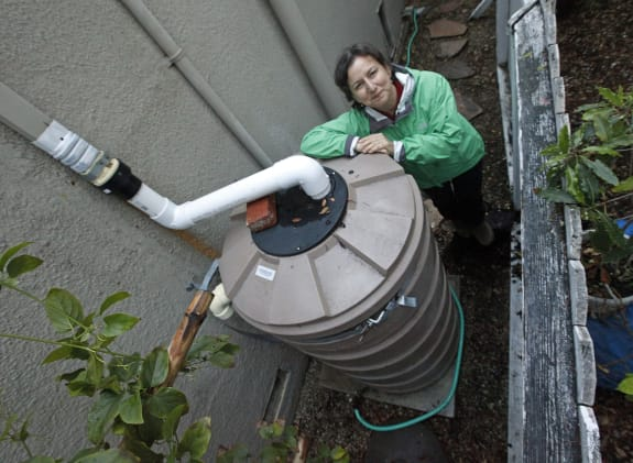 California Drought Saving Water