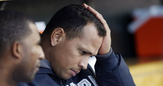 A-Rod Season Baseball