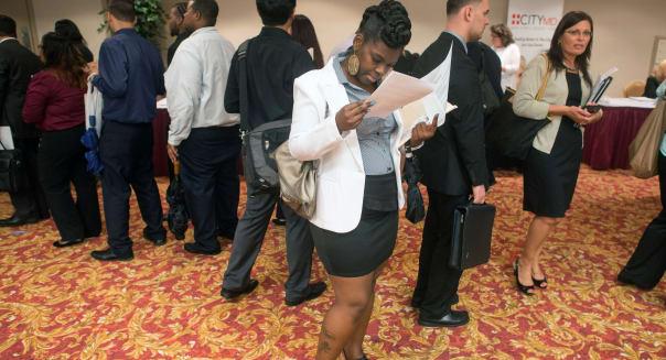 employment fair applicants job openings labor turnover survey