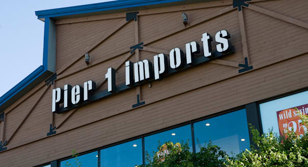 A Pier 1 Imports retail location in Maryland.