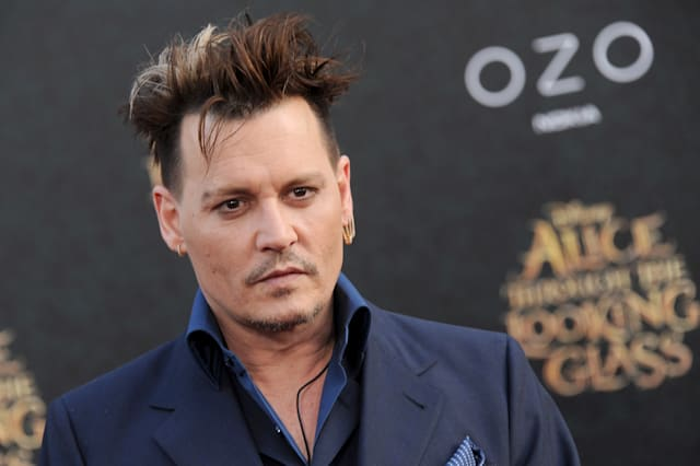 Johnny Depp enters Rowling's magical world in Fantastic Beasts sequel