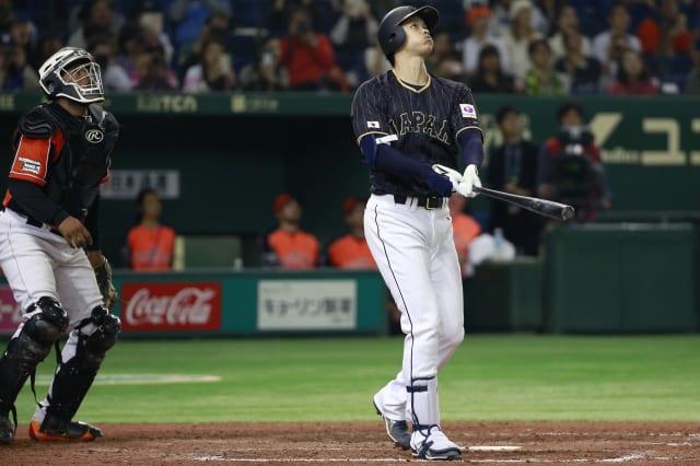 Japan Netherlads Baseball