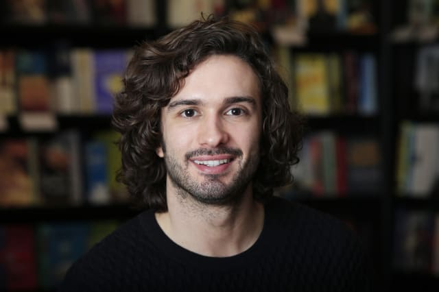 Joe Wicks booksigning - London