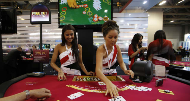 US Casinos Macau