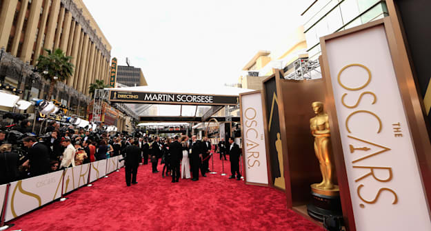 Oscars live blog: All the best moments from Hollywood's biggest night