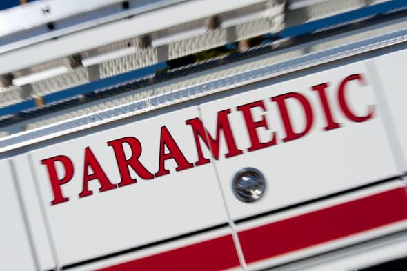 Paramedic sign