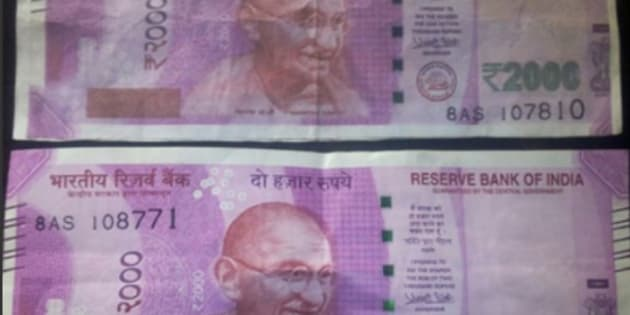 In Karnataka, Farmer Cheated With Copy Of 'High-Security' Rs.2000 Note