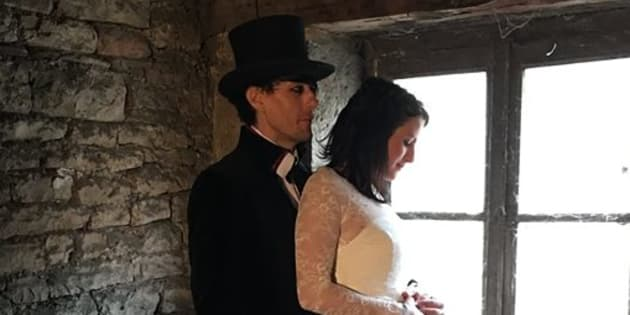 Olivier Streiff (Top Chef) est désormais un homme marié