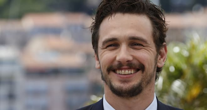 James Franco at the 2013 Cannes Film Festival