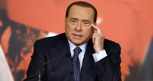 Italy Berlusconi