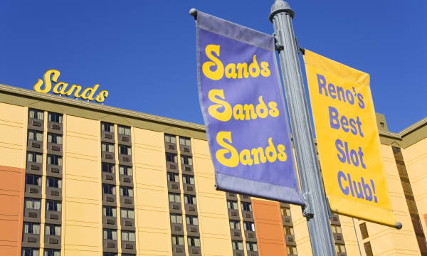 Sands Casino in Reno.