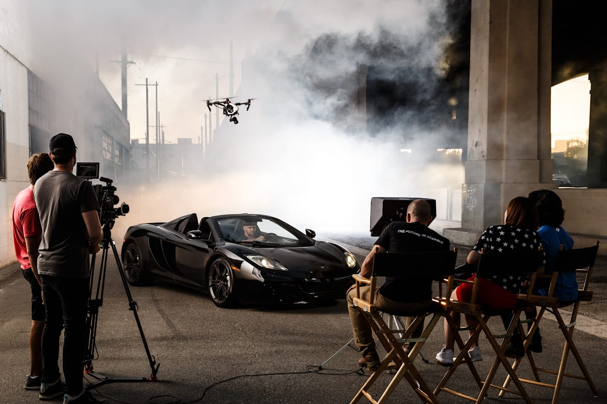 DJI unveils world's first commercial aerial Micro Four Thirds camera