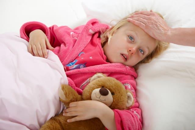 Flu vaccination for children