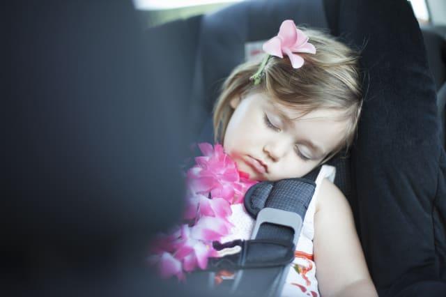 Nursery worker forgot toddler in car