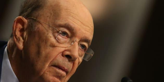 Confirma senado de EUA a Wilbur Ross como secretario de Comercio