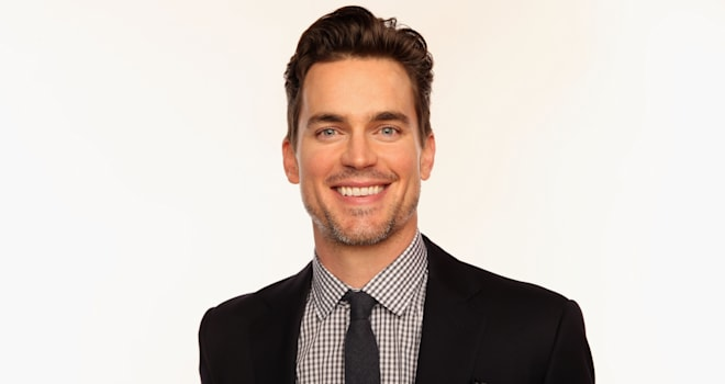 Matt Bomer at the 2013 People's Choice Awards
