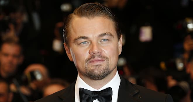 Leonardo DiCaprio at the 2013 Cannes Film Festival