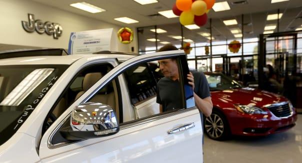 january u.s. auto sales