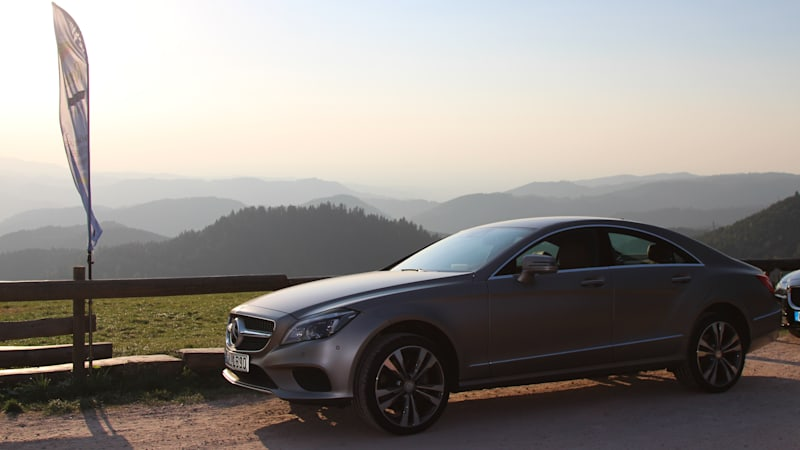 Driving in the Black Forest in Germany | AutoblogVR