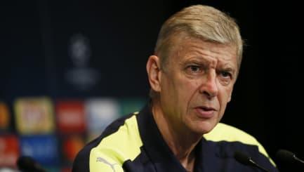 Wenger responds to Mourinho 'break his face' threat