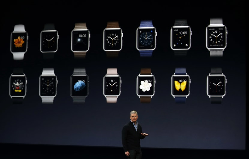 Apple Debuts New Watch