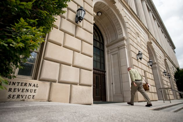Federal Building IRS