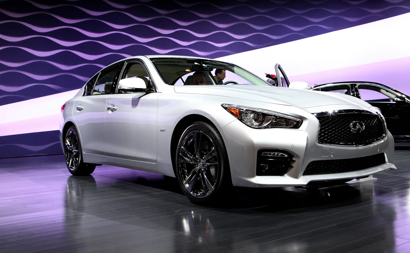 Infiniti wants to bring highway self-driving to new models