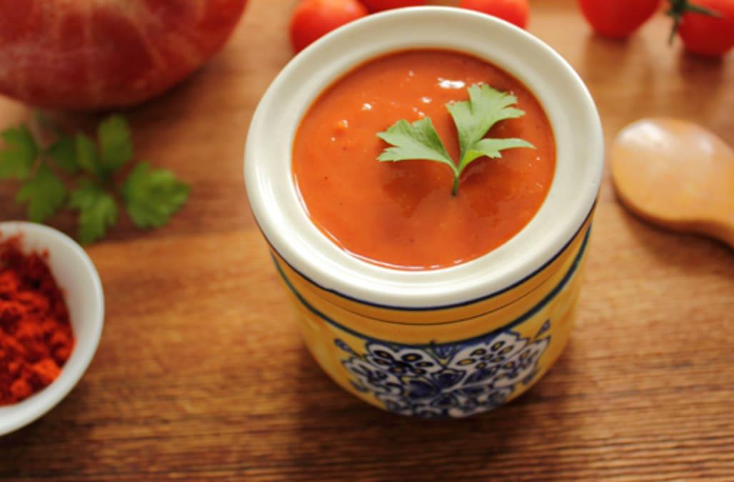 Smoky Tomato Soup - AOL.com