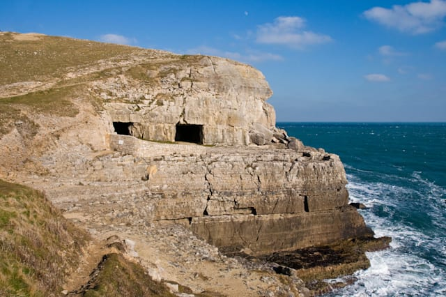 Tilly Whim Caves where Charlotte Furness-Smith was trapped and drowned