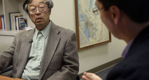 Dorian Nakamoto, Man Said to Create Bitcoin, Denies It