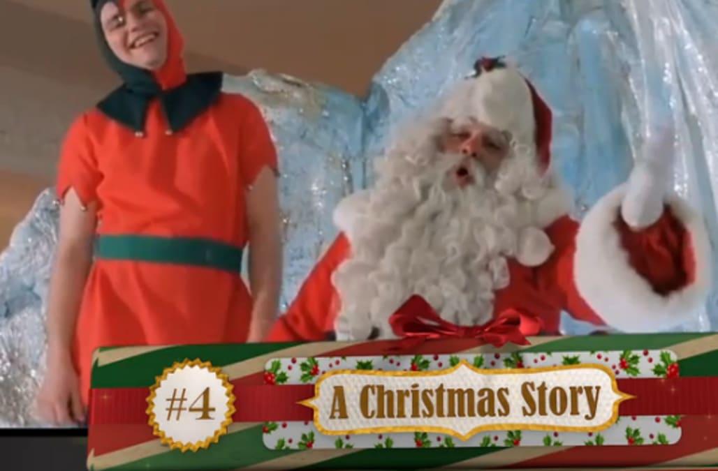 AOL - A Christmas Story