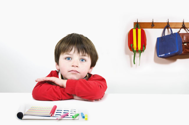 Children tested within days of starting school