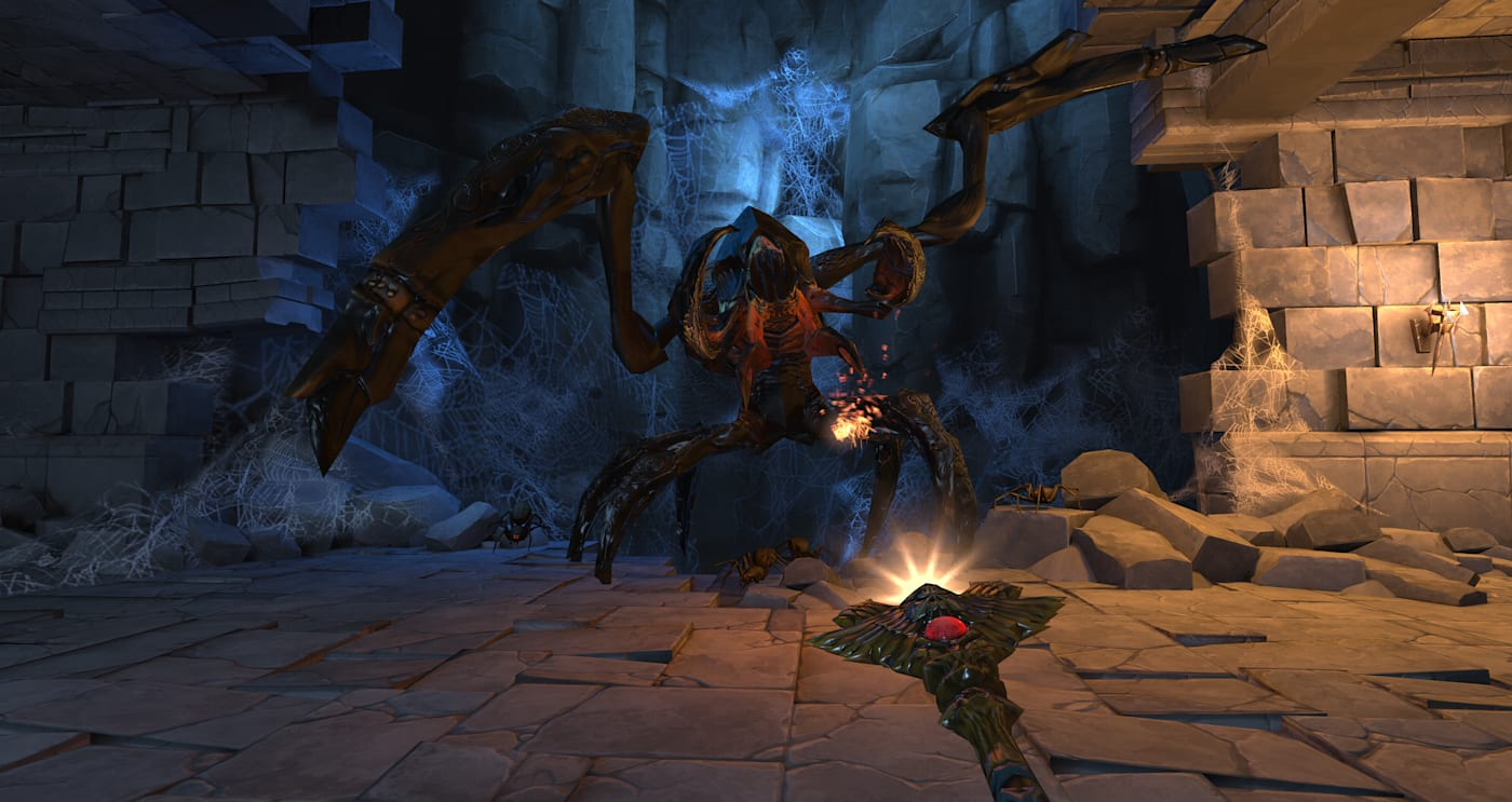 Google's Android-powered VR platform supports Unreal games