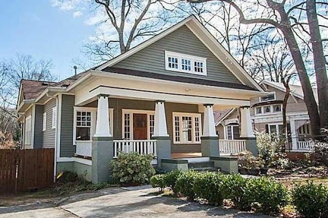 Atlanta House Used In Filming Of Mlk Movie Selma For