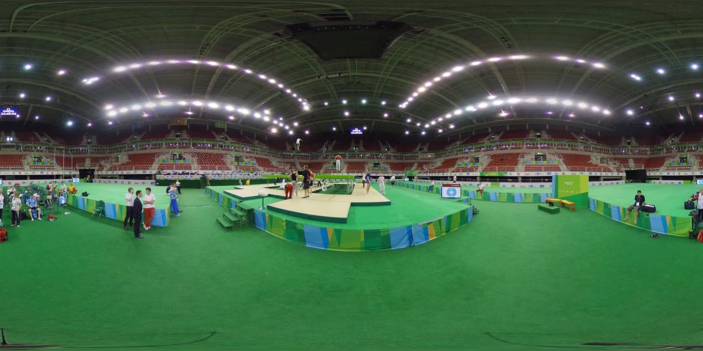Final Gymnastics Qualifier - Aquece Rio Test Event for the Rio 2016 Olympics - Day 4