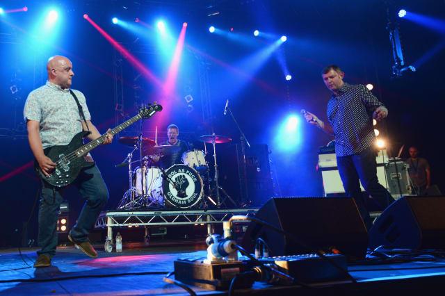 Big Top Pre-Event - Isle Of Wight Festival 2014