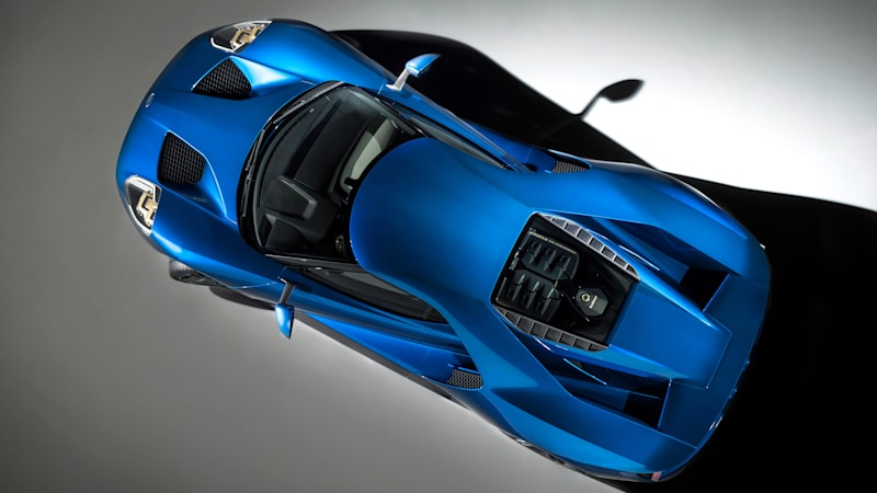 Gorilla Glass gives Ford GT strength, reduces weight