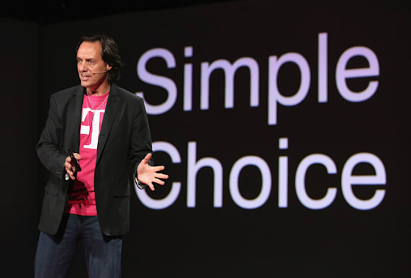 T-Mobile's latest UnCarrier move: removing employer discounts