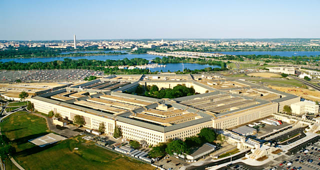 The Pentagon, Washington, D.C., America