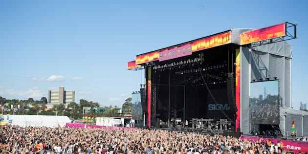 More than 20 drug overdoses at Melbourne music festival
