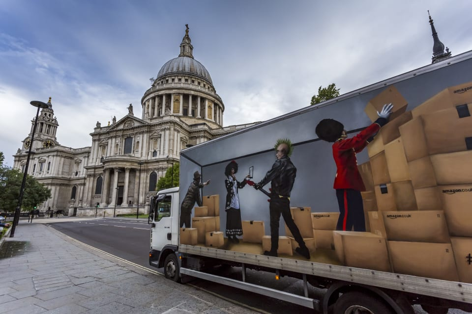 Amazon expands one-hour Prime Now deliveries in London