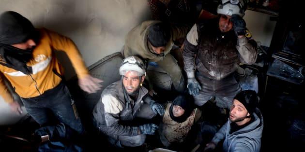 maneras de ayudar al pueblo sirio